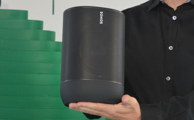 Sonos Move Hands-On Review: A Pricey, Stout Bluetooth Smart