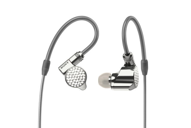 sony dmp z1 digital music player ier z1r in ears signature series 1