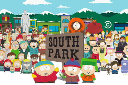 View South Park Background Zoom Pics