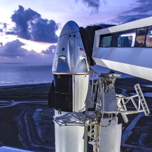 Image of article 'SpaceX Crew Dragon Launch: How to Watch Live'