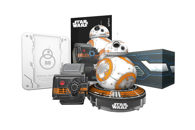sphero force band bb8 droid bb 8 and fb se package layout
