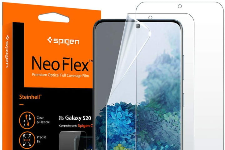 Best Samsung Galaxy S20 Screen Protectors