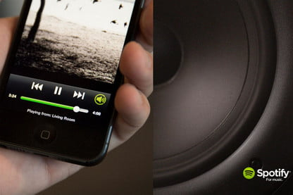 Spotify is Free for Android Tablets and iPad, But Phones