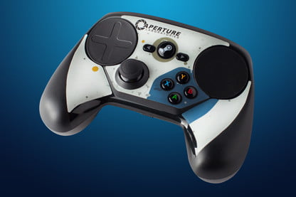 Valve Injects Steam With Accessories For Its Steam