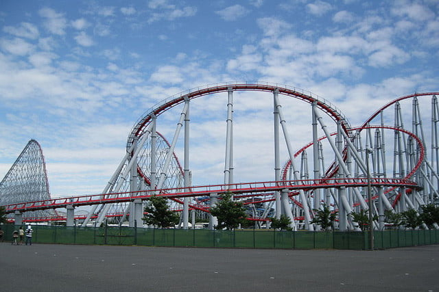biggest rollercoasters in the world steel2