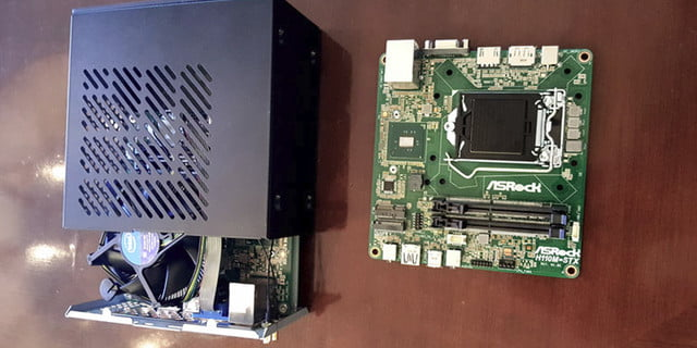 first mini stx mobos show up promise tiniest upgradable pc platform yet stxmobo01