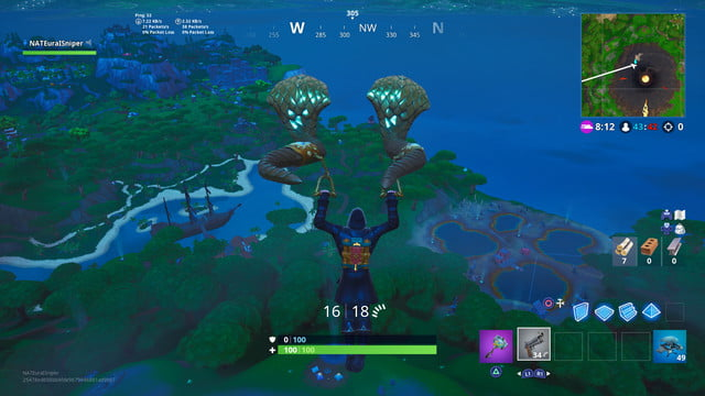 Fortnite Season 8 Brings a Feature From Apex Legends