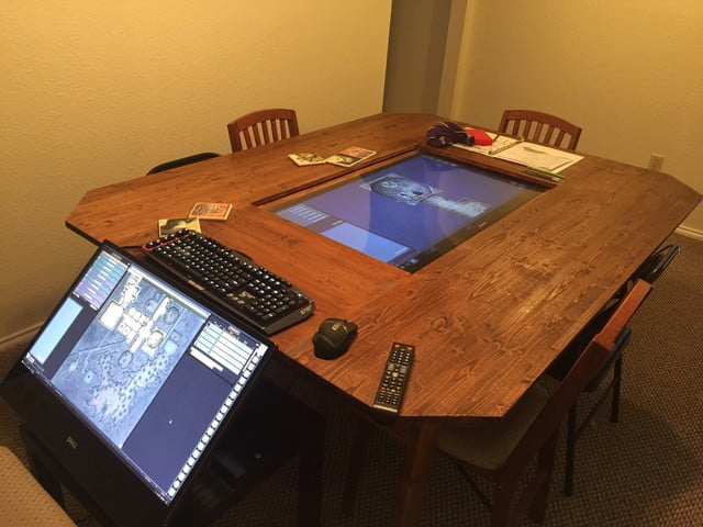 dungeons and dragons custom table