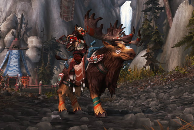 world of warcraft allied races guide tauren