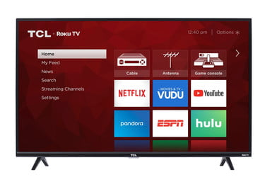 Experience 4K with the TCL 43-Inch Roku Smart TV, $70 Off at Walmart