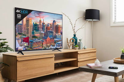 Save Up to 46% Off These TCL 55-Inch 4K Roku Smart TVs on