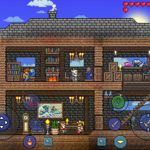 Image of article 'Nearly a Decade On, Terraria is Still a World Worth Exploring'