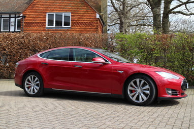 Abnormally Normal: Driving the Tesla Model S P90D | Digital