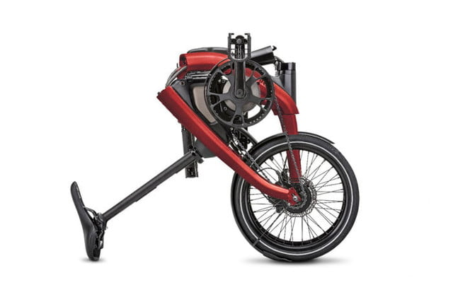 gm ariv ebike europe the ar  v merge folds easily allowing customers to conveniently