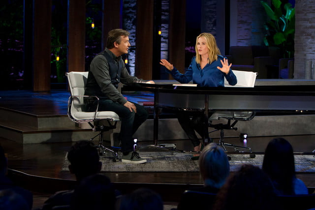 chelsea netflix talk show change there is no format