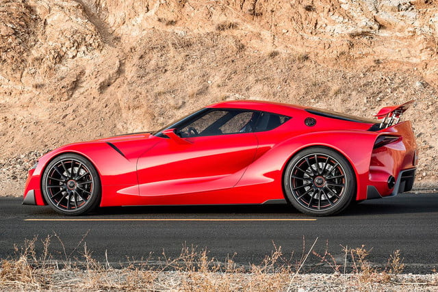 calling conservative toyotas striking ft 1 concept coming life toyota f1 012