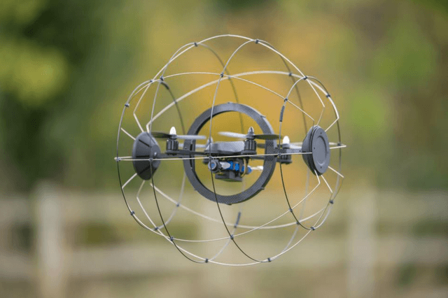 awesone tech you cant buy yet droneball qube tycby
