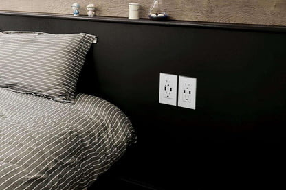 How to Install a USB Outlet (No Experience Required ... Hard Into An Outlet Wiring Diagram on