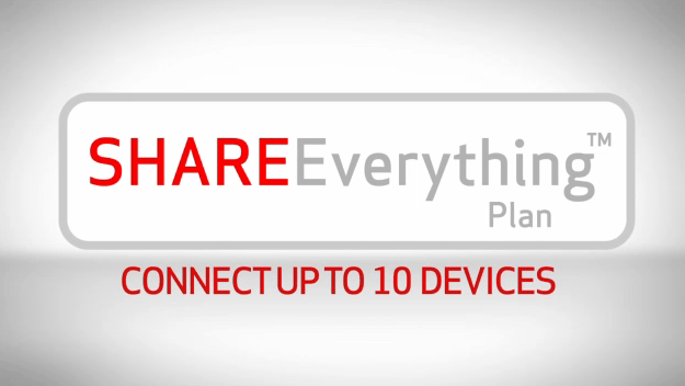 Verizon's Share Everything plan: What it will cost you
