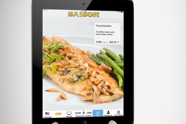 ipads are replacing waiters in airport restaurants visual menu 02