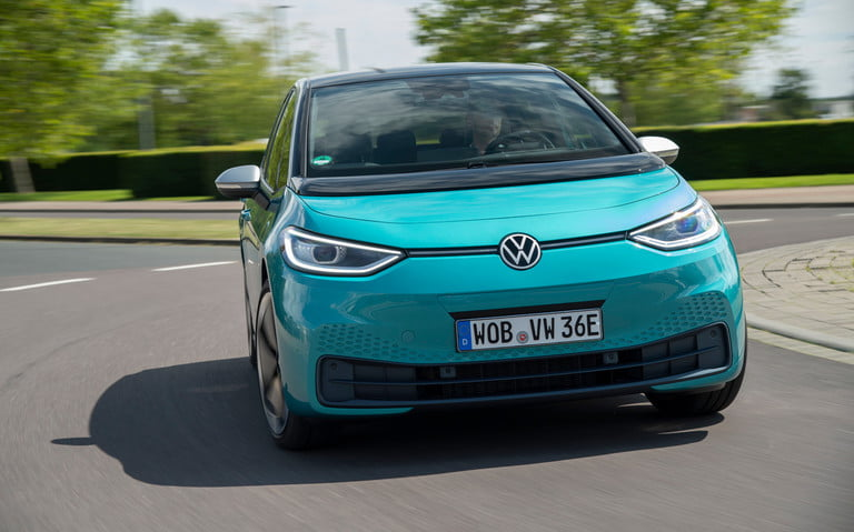 2020 Volkswagen ID.3 first drive: The iCar Apple Didn't Build