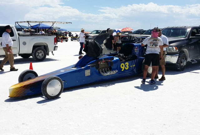 Salt Flats Survival Guide for Bonneville Speed Week and