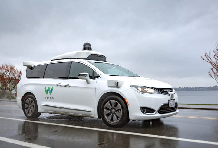 Waymo takes its self-driving cars to Florida for testing in heavy rain