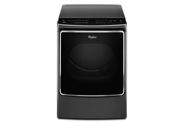 whirlpools smart appliances work with nest and amazon dash whirlpool advantage laundry paire p150355 4z