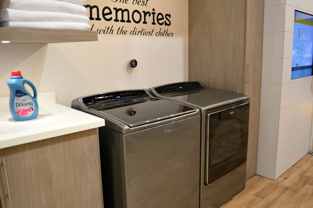 ces 2016 home tech roundup whirlpool washer dryer