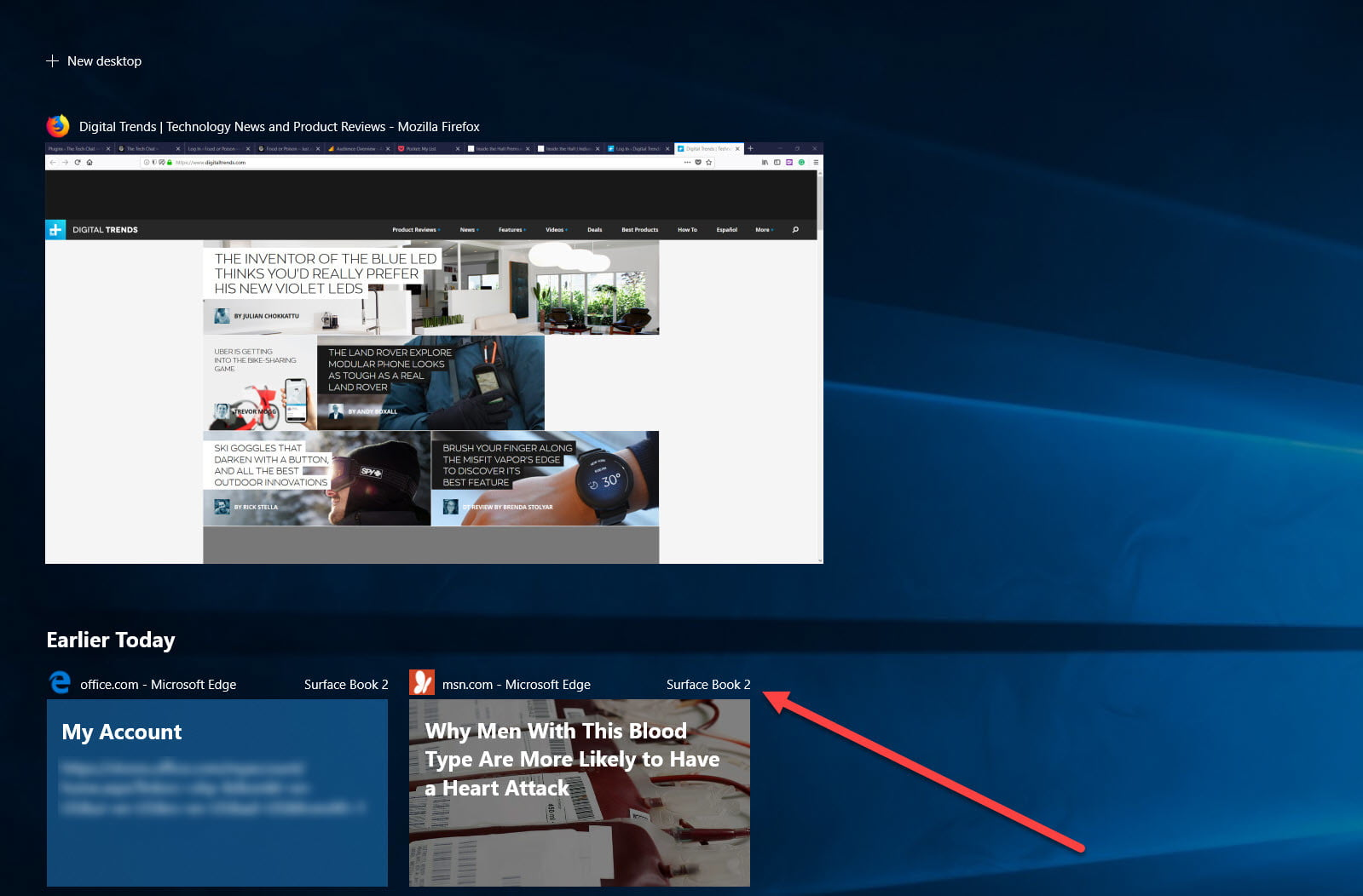 How to Use Windows Timeline | Digital Trends