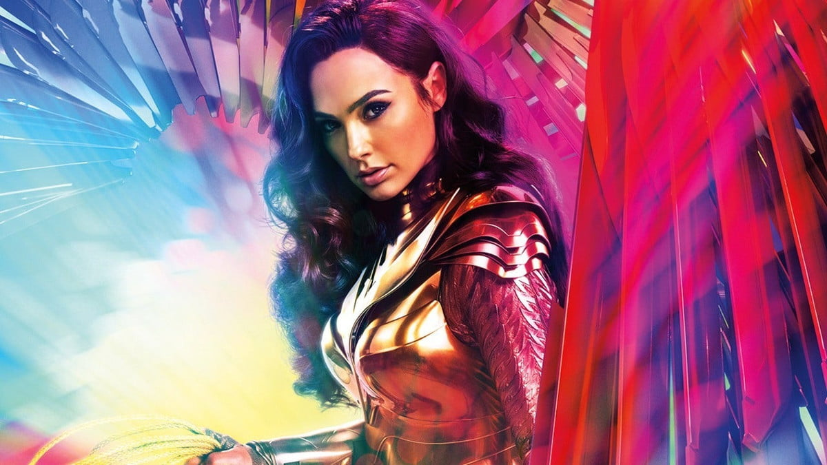 Wonder Woman 1984 on HBO Max