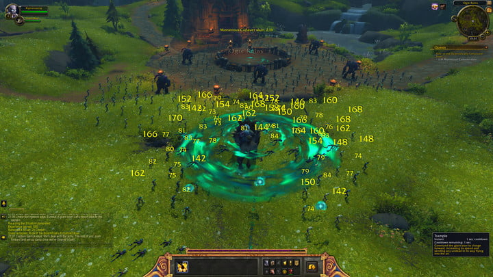 World of Warcraft Exile's Reach