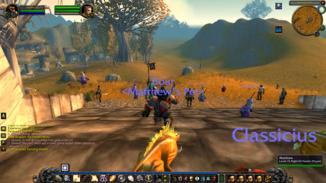 World of Warcraft Classic Hands-on: Boring, But That's Ok