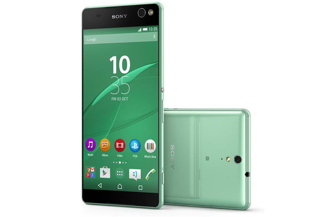 sony xperia c5 ultra news green