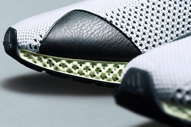 Adidas Upgrades its Y-3 Sneakers with 3D-Printed Midsole