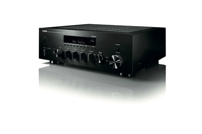 Yamahas R N803 Stereo Receiver Offers A Myriad Hi Res Ways