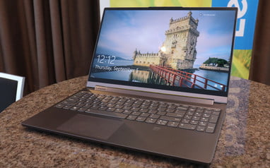 Lenovo Yoga C940 Hands-on Review: All the Sights and Sounds