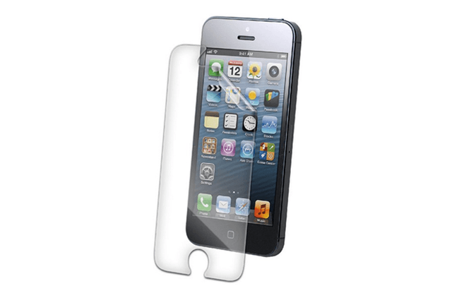best iphone 5 screen protectors zagg invisibleshield
