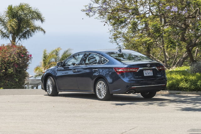 toyota avalon hibrido 2018 limited 05