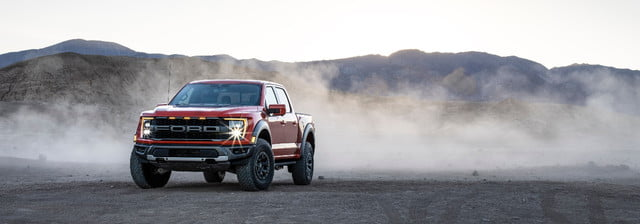 luces 2021 Ford Raptor