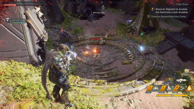 revision videojuego anthem bioware hands on preview 32