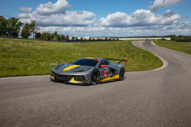 chevrolet corvette c8r imsa gtlm begins a new chapter in its storied racing legacy with