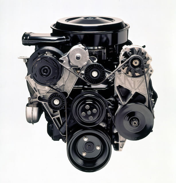 torque camionetas chevrolet fuel injected 305 cubic inch  5 0l small block v 8 engine rated at 170 horsepower and 260 lb ft o