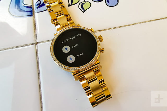 revision michael kors sofie heart rate 8