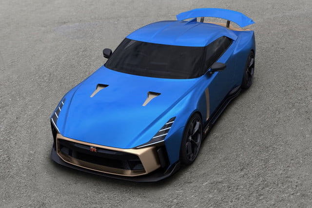 nissan gt 50 modelo especial r50 by italdesign production design confirmed 700x467 c