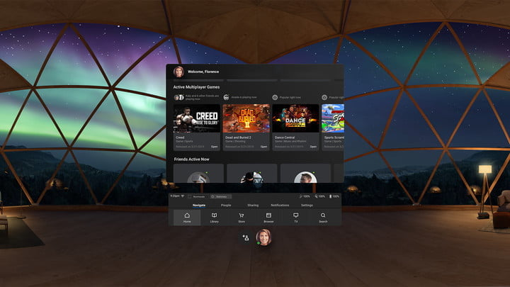 revision oculus quest home 2 720x720