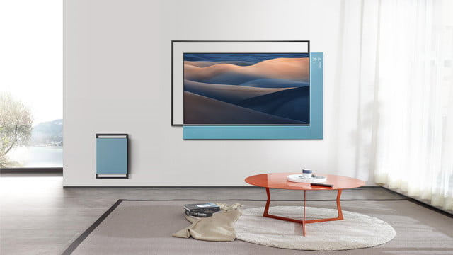 tcl series living window powerpoint