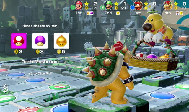 revision super mario party para switch 3