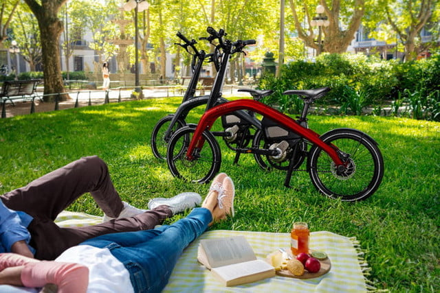 general motors bicicleta electrica ariv the compact design of ebikes allow for easy transit and mo 700x467 c