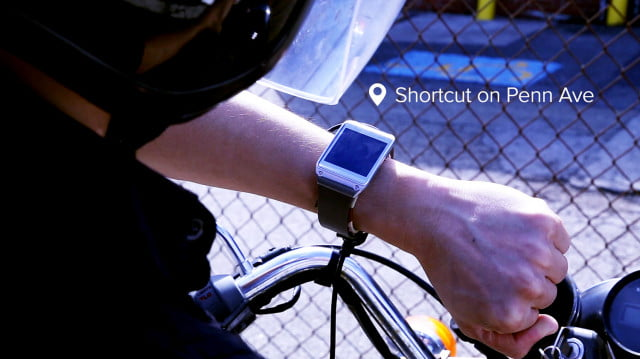 em sense smart watch wearable customizes experience identifies objects disney emsense motorcycle